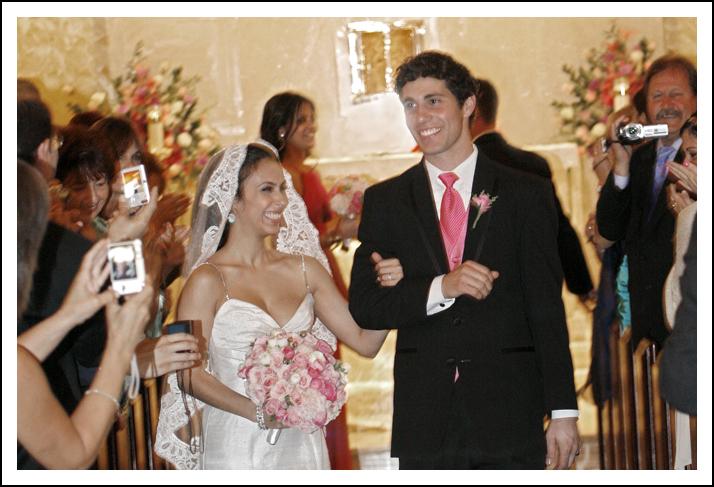 St. Francis de Sales Catholic Church Wedding - Miami, Florida