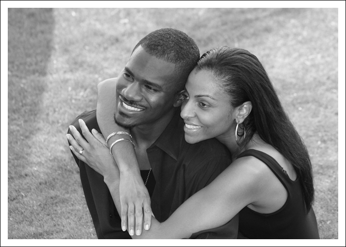 South Pointe Park Engagement Session - Miami, Florida