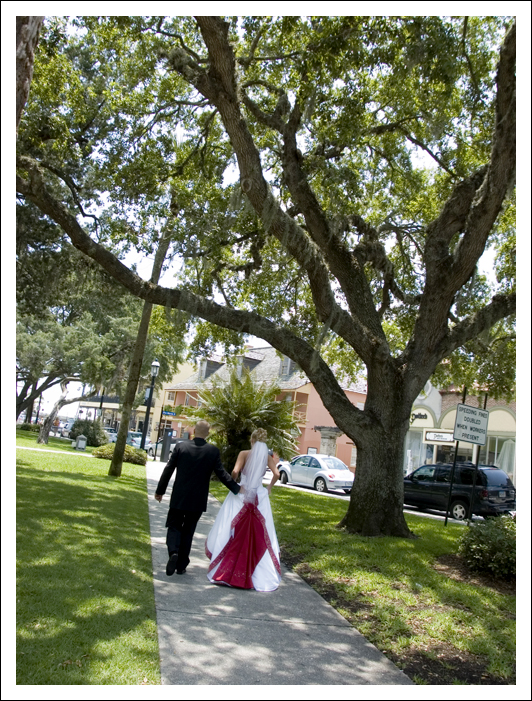 The Cathedral Basilica Wedding - St. Augustine, Florida  || By Wiselyn Photography