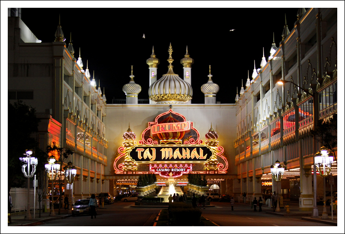 Trump Taj Mahal Hotel Casino - Atlantic City, New Jersey