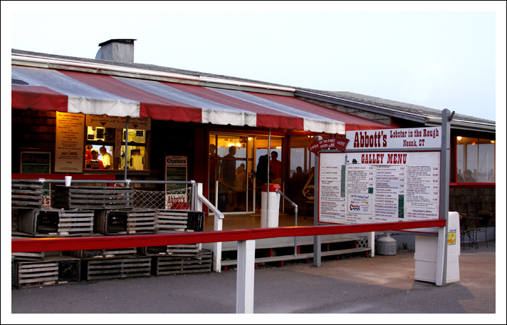 Abbott's Lobster in the Rough - Noank, Connecticut