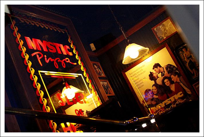 Mystic Pizza - Mystic, Connecticut