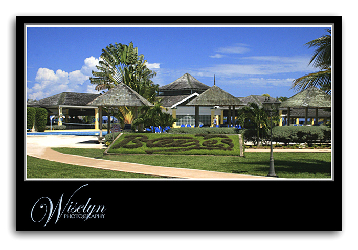 Destination Wedding - Runaway Bay, Jamaica