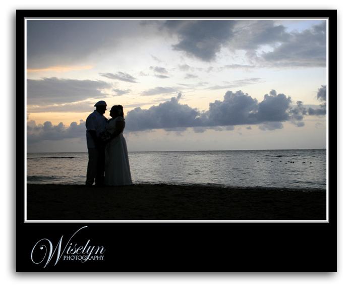 A Breezes Resort Wedding - Runaway Bay, Jamaica
