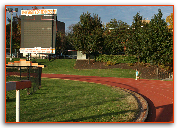 University of Tennessee - Tom Black Track