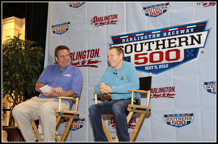 Darlington Raceway Event With Mark Martin - Wiselyn Photography