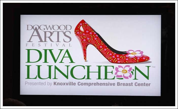 Diva Luncheon at The Foundry - Knoxville, Tennessee