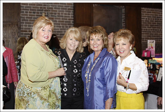 Diva Luncheon At The Foundry Dogwood Arts Festival