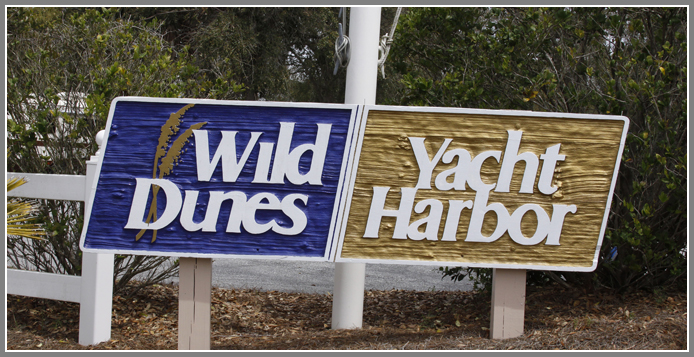 Wild Dunes Yacht Harbor Wedding - Isle of Palms, South Carolina