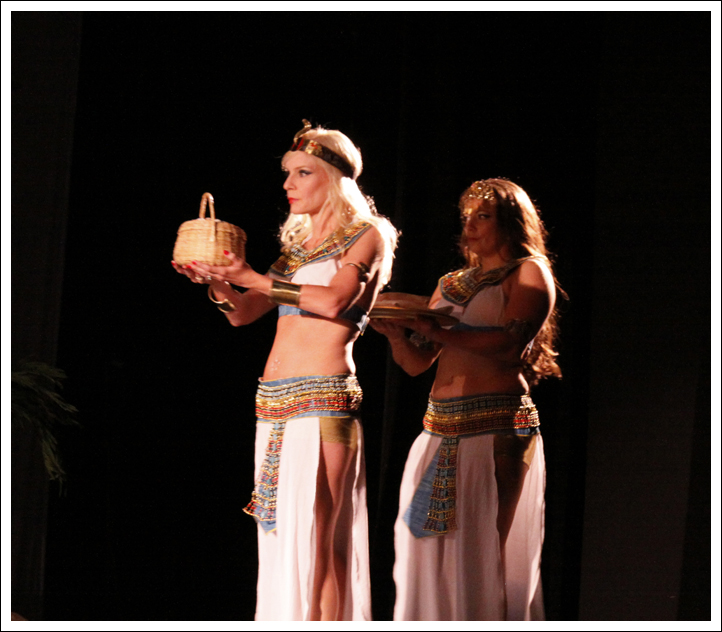 Once Upon A Time In Arabia - Egyptian Nights | Knoxville, TN