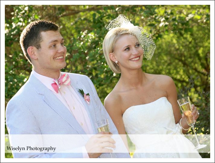 Weymouth Wedding - Southern Pines, NC