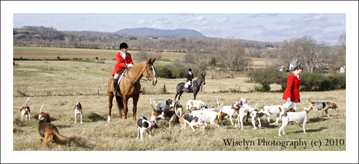 2010 Blessing of the Hounds - Riverplains Farm - Strawberry Plains, Tennessee